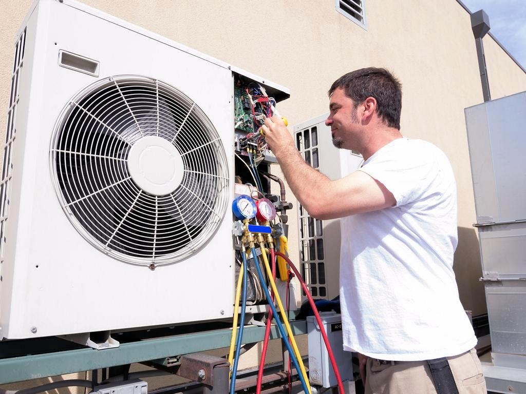 gaz air conditionné Charleroi